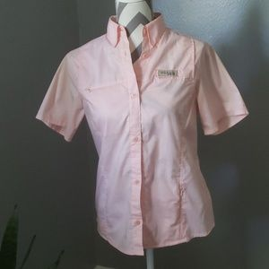Columbia PFG Vented Top